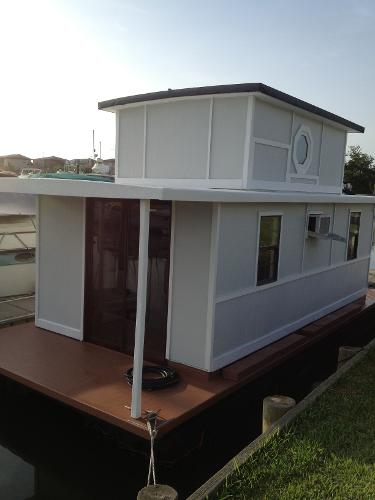 Custom Custom built Houseboat-Office