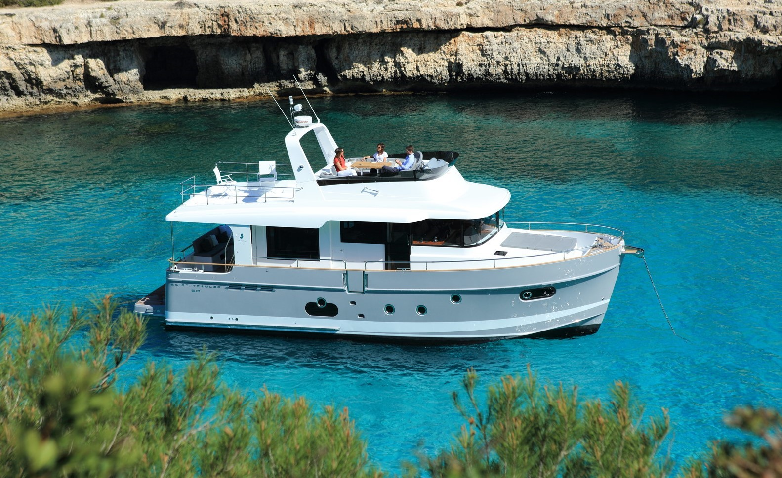 Beneteau Swift Trawler 50 Beneteau Swift Trawler 50