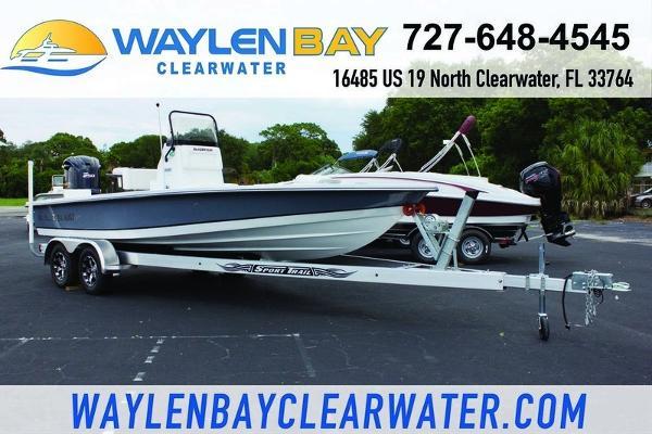 Blazer Boats 2220 Fisherman