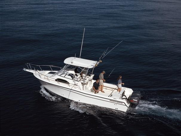 Grady-White Sailfish 282 Manufacturer Provided Image: Sailfish 282