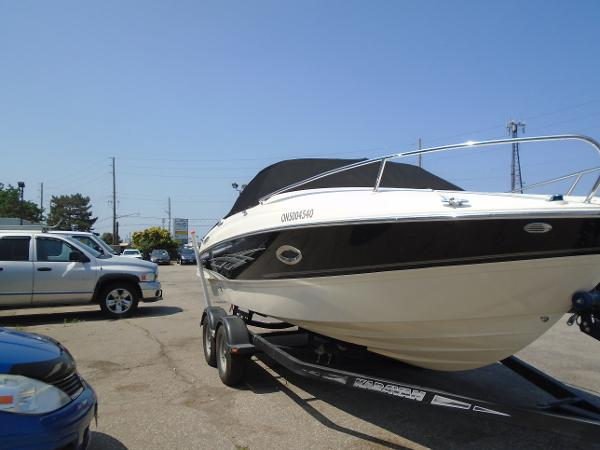 Bayliner 642 Overnighter