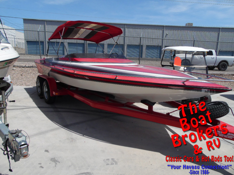 Carrera Boats 205 Elite I/O