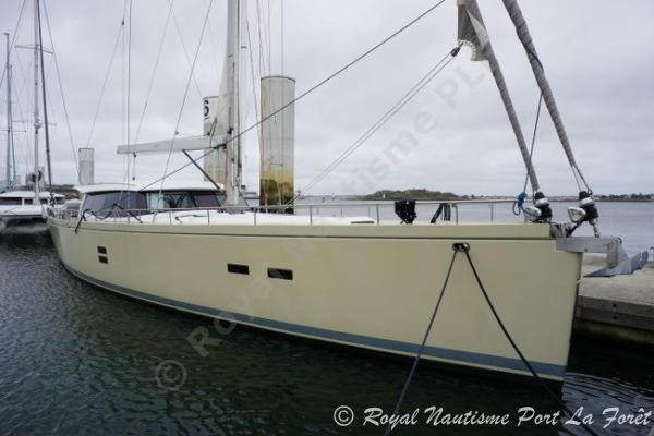 Hanse Yacht Moody 62 DS Hanse Yacht Moody 62 DS
