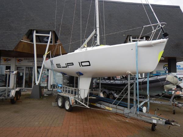 J Boats J/80 J80 - Aventure Océane