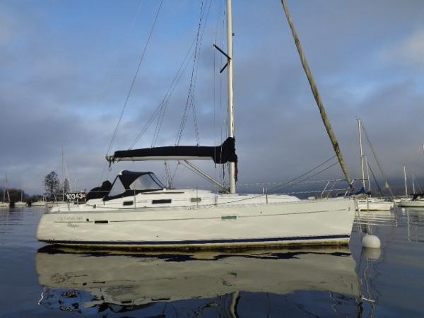 Beneteau Oceanis Clipper 343 Beneteau Oceanis 343 - Marguerite