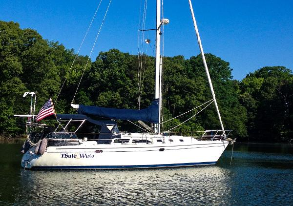 Catalina MkII  TWO STATEROOM - Cruising Upgrades !! THATE WATA