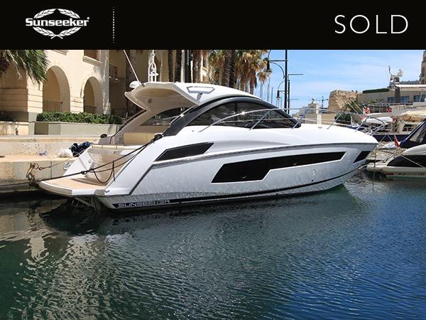 Sunseeker Portofino 40 HARISH