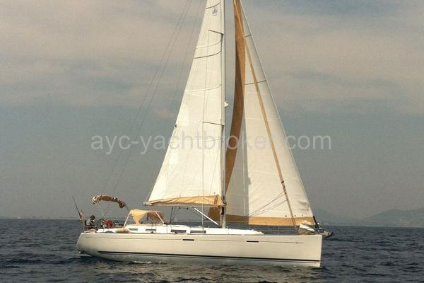 Dufour 425 Grand Large AYC - Dufour 425 Grand Large