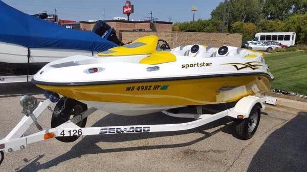 Sea-Doo BRP Sportster 155