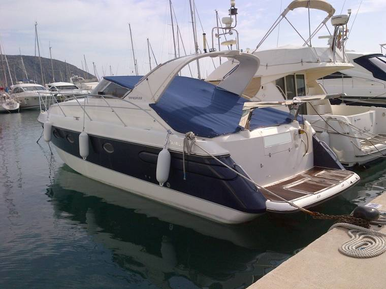 Fairline Boats Fairline Targa 39