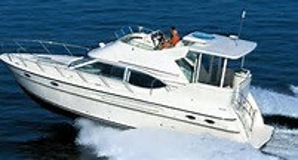 Maxum 4100 SCA 2000 Maxum 4100 SCA - Sister Ship
