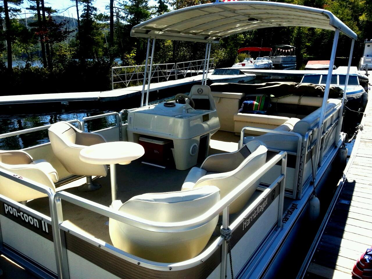 Harris Flotebote Super Liner 220