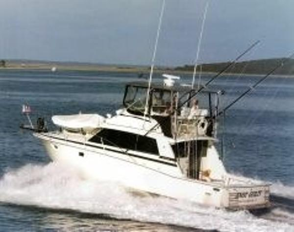 Bertram 38 Convertible