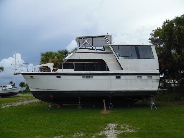 Atlantic 44 Motor Yacht