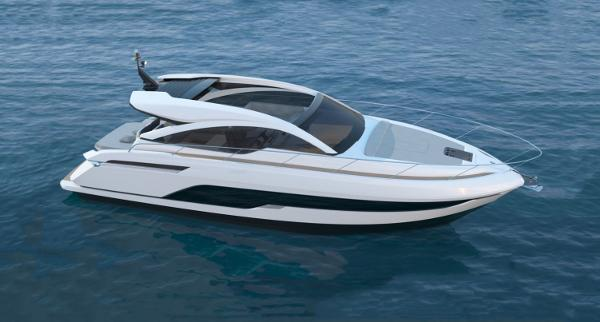 Fairline Targa 43 Open Fairline Targa 43 Open