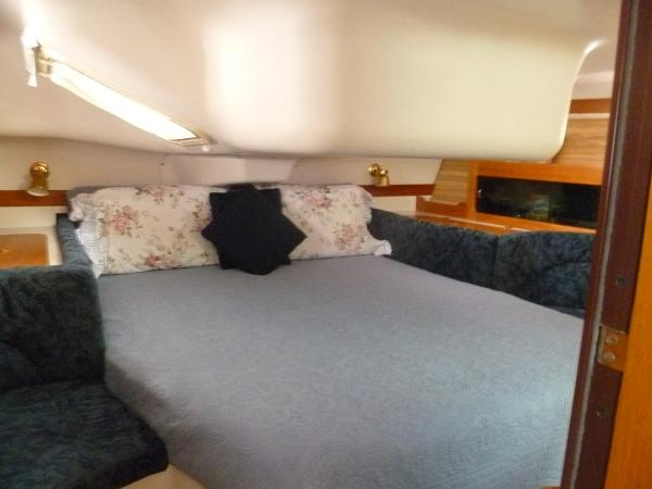 Spacious Aft Owners Cabin