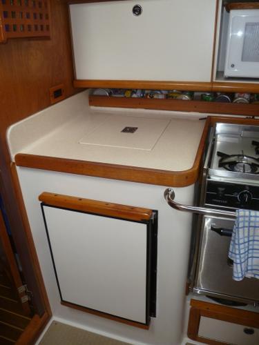 Refrigerator and Freezer