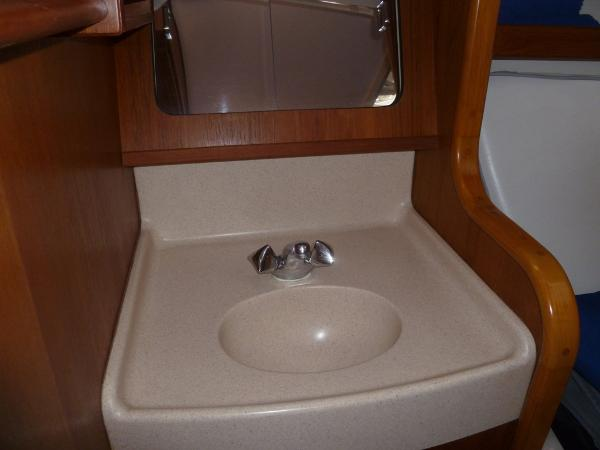 Sink in Fwd Stateroom