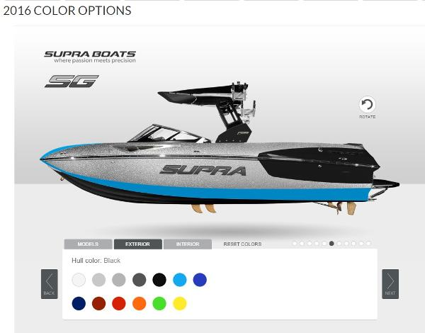 Supra SG400-550