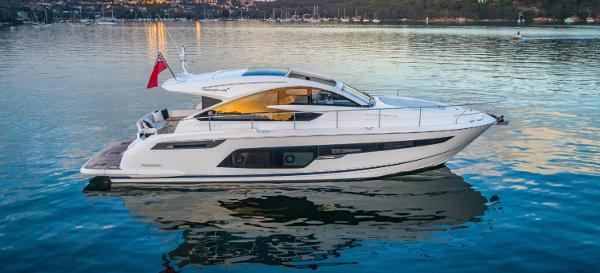 Fairline Targa 48 GT Fairline Targa 48 GT