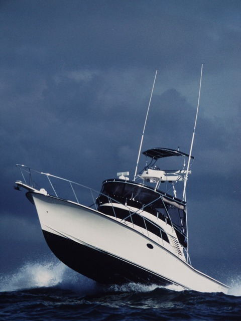 Delta Boat Company 36 SFX Sport Fisherman