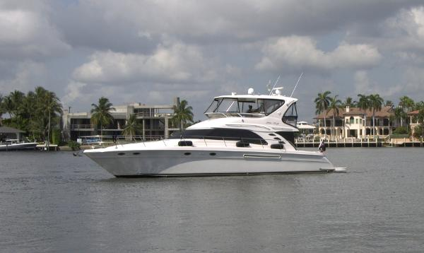 Sea Ray 560 Sedan Bridge Seller is Motivated!