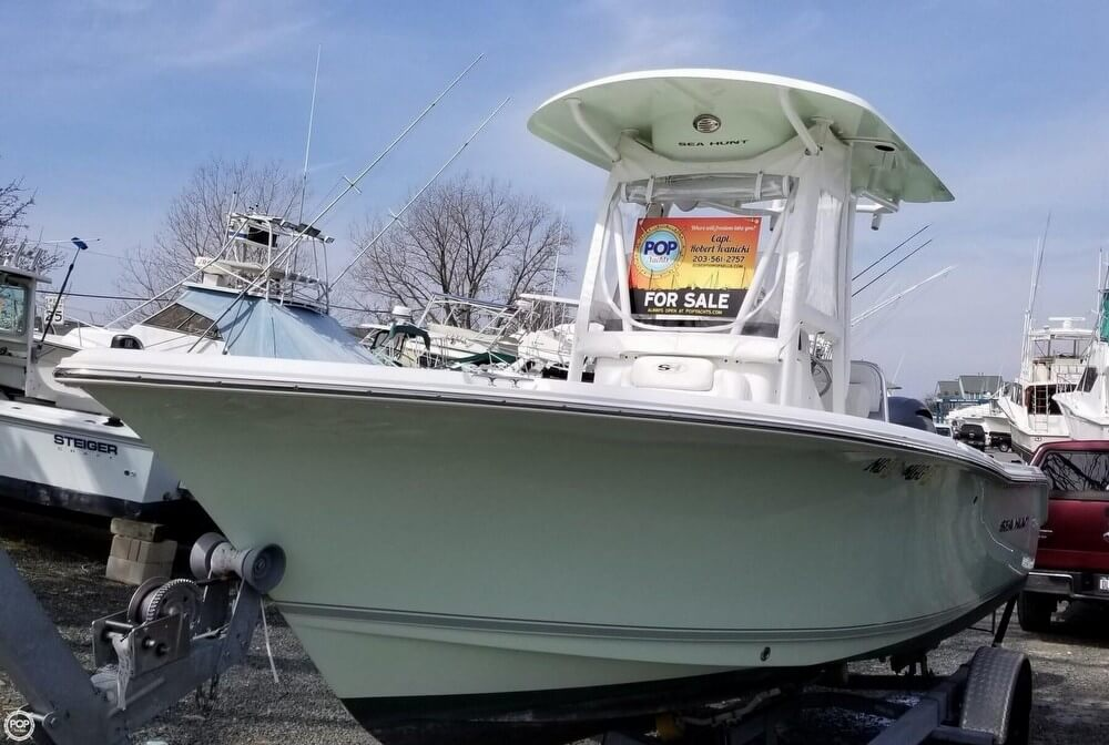 Sea Hunt Triton 210 2015 Sea Hunt Triton 210 for sale in Neptune, NJ