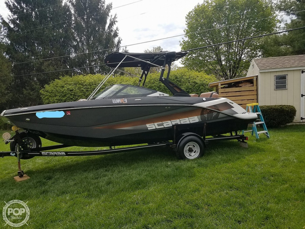 Scarab 215 HO 2017 Scarab 215 HO for sale in Reading, PA