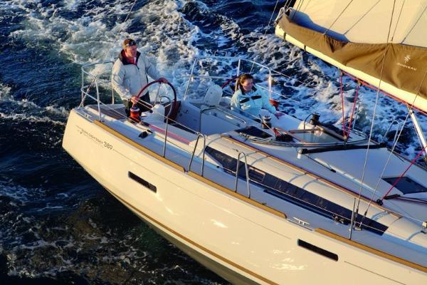 Jeanneau Sun Odyssey 389 Manufacturer Provided Image