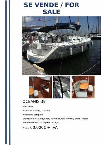 Beneteau Oceanis 39
