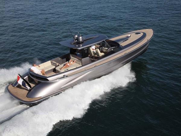 Atlantic 52 Express Profile