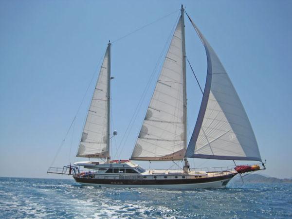 MURAL YACHTS Gulet Sailing
