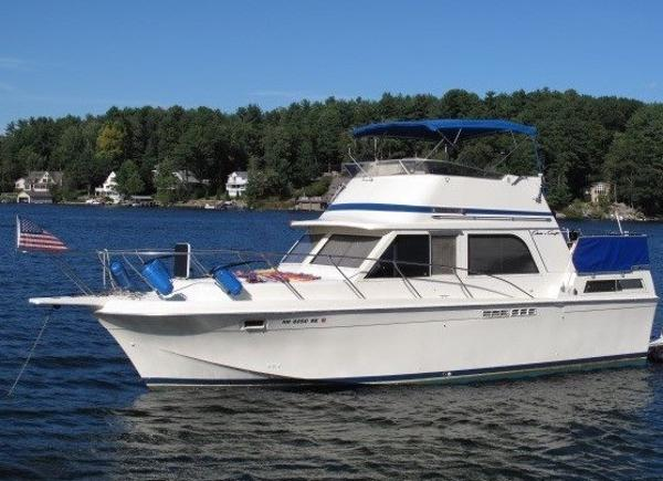 Chris-Craft Catalina 362 Double Cabin