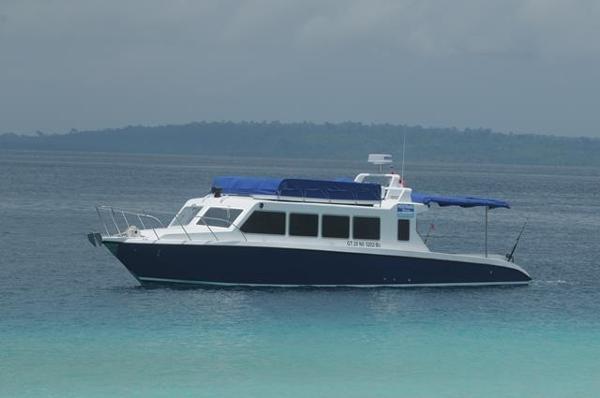 Custom Passenger Boat