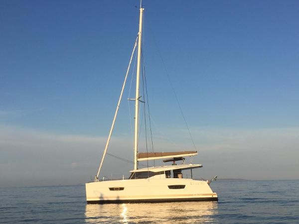 "Fountaine Pajot Lucia 40 LUCIA 40 ""PEAK"""