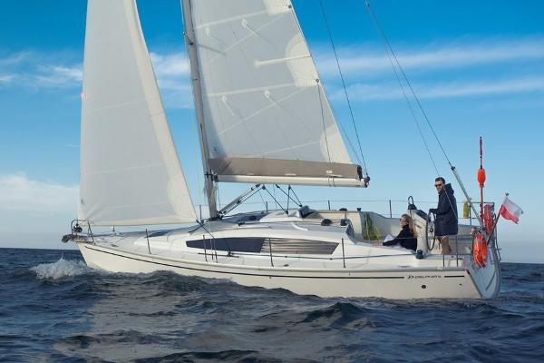 Delphia 34 Manufacturer Provided Image: Delphia 34