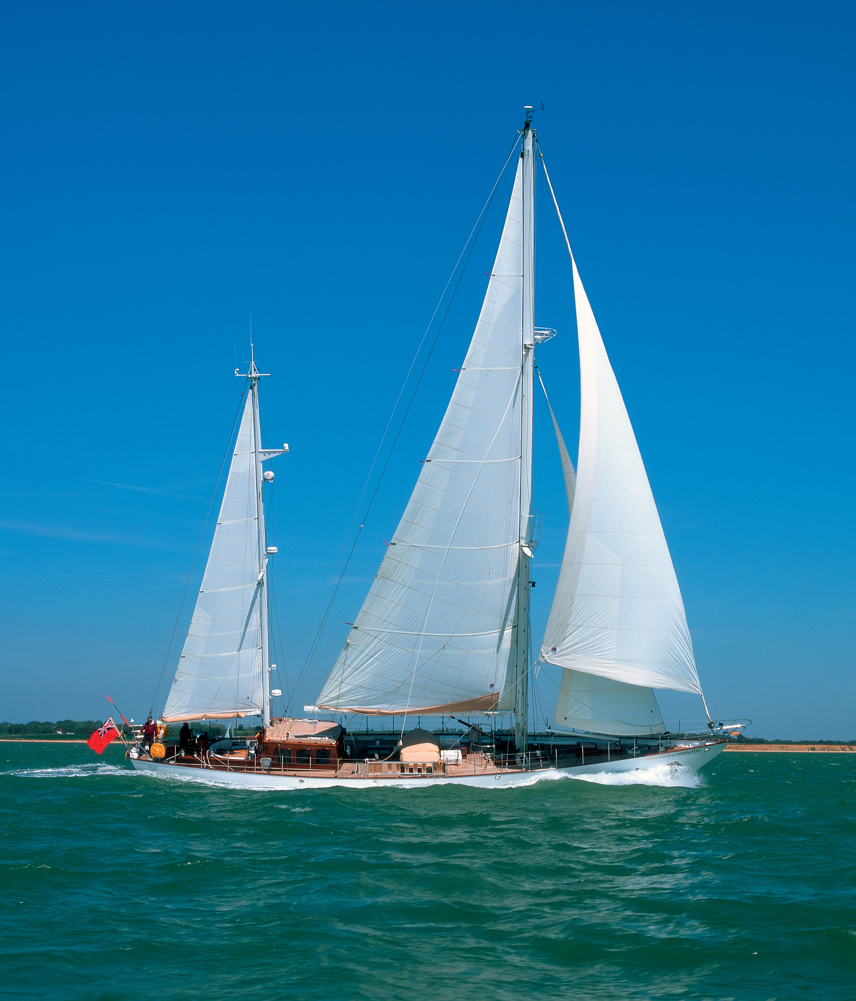 Robert Clark Ketch by Midship Services Windweaver for sale
