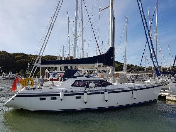 Wauquiez 43 PS Home berth
