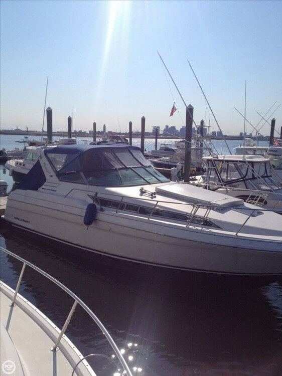 Wellcraft Martinique 3600 1996 Wellcraft 3600 Martinique for sale in Haverhill, MA