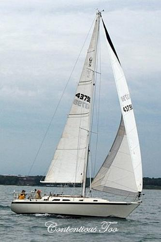 Pacific Seacraft Ericson 34