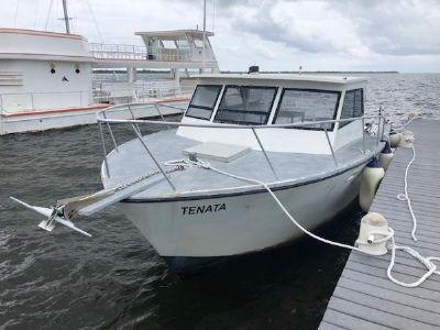 Delta 34 Diveboat