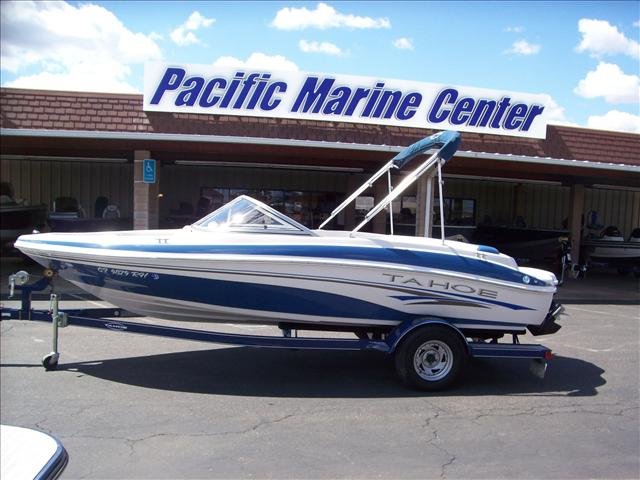 Tahoe Runabout Boats Q4S
