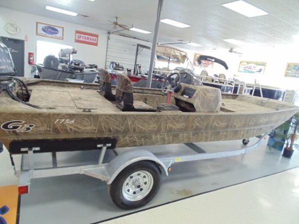 G3 Boats 1756 SC Break up