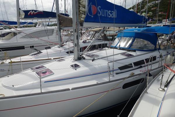 Jeanneau Sun Odyssey 44i Dundee profile