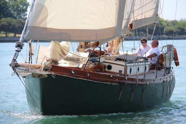 Custom 33'schooner