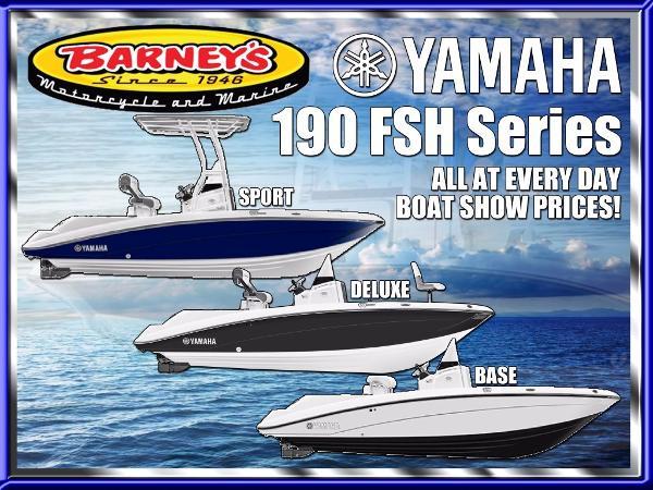Yamaha 190 FSH SERIES