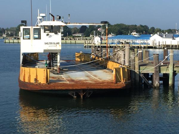 Gladding Hearn Double Ended Vehicle Ferry