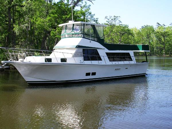 Bluewater Yachts Bluewater 52'