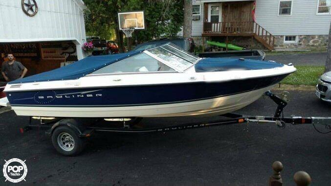 Bayliner 195 Discovery 2011 Bayliner 195 Discovery for sale in Lowville, NY