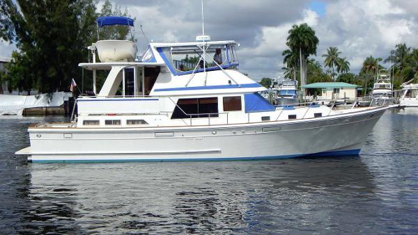 Offshore Yachts 48 Yachtfisher Profile